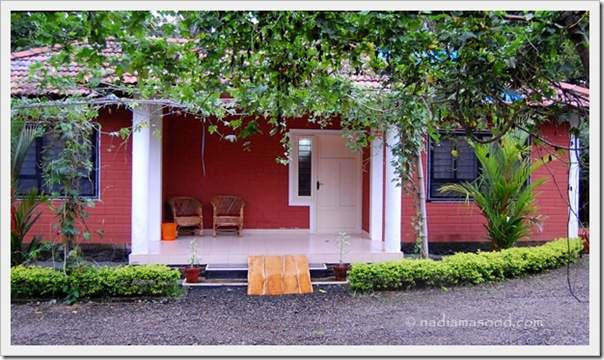 Cottage in a resort, Thrissur