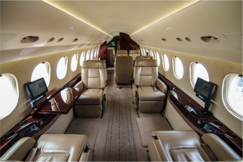 private jets in dubai