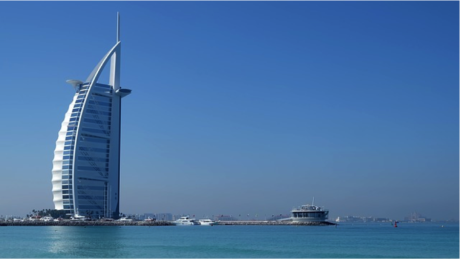 stay in burj al arab
