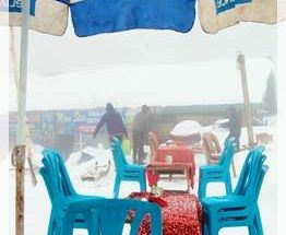 winter in gulmarg