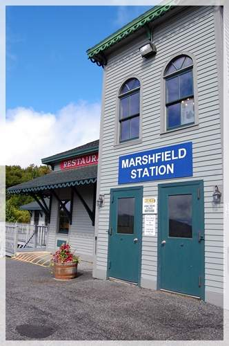 marshfield station