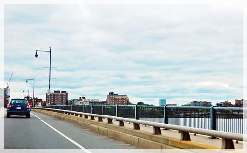 bridge in boston
