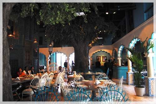 interiors - house of curry JBR