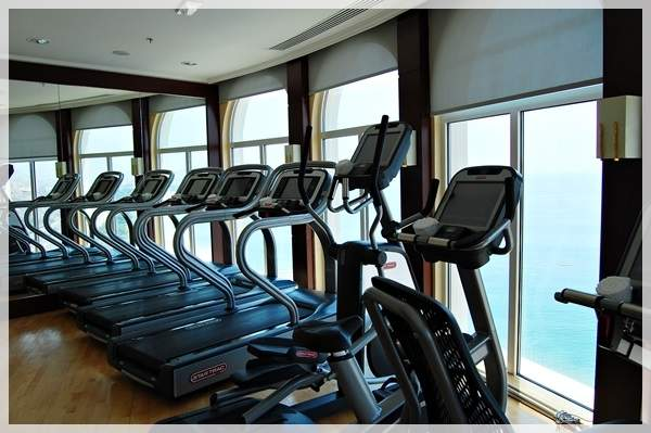 gym in fujairah
