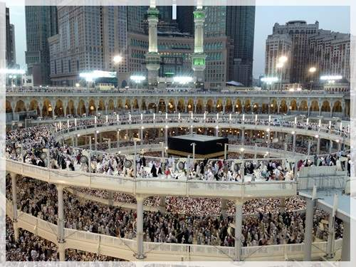makkah during hajj
