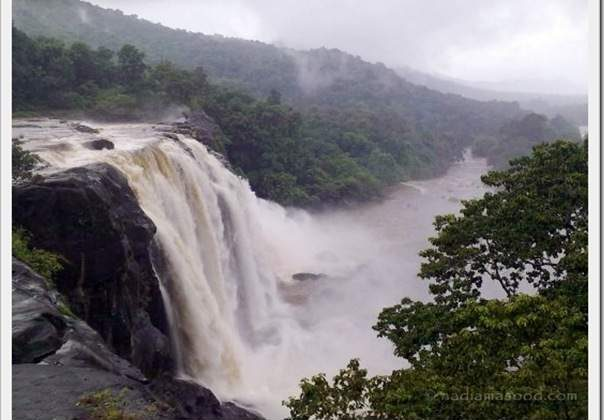 Largest waterfalls in Kerala