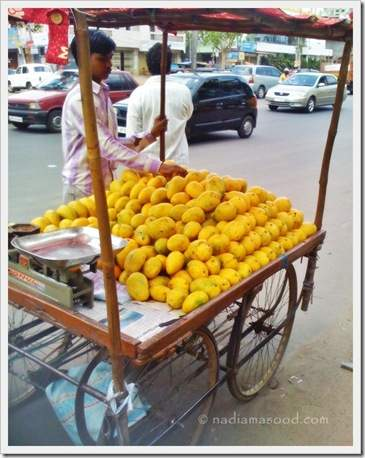 mangoes in hyderabad