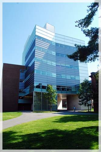 The NorthWest Science Building