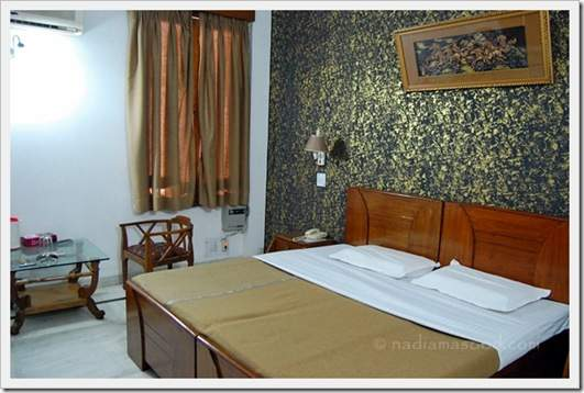 Kapur guest house, bedroom